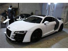 Custom Audi R8.