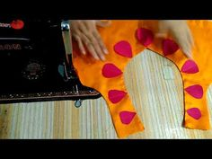 Easy patch work blouse cutting and stitching || Easy Blouse Designs - YouTube