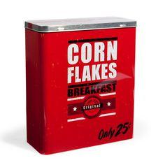Boîte Cornflakes