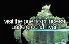 Visit the puerto princesa underground river