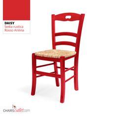 Sedie per soggiorno in policarbonato modello vanity sedie for Sedie cucina rosse