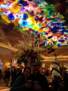The Bellagio - Vegas