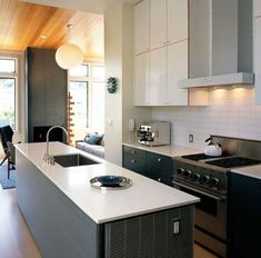 Kitchen ideas for small apartment 2