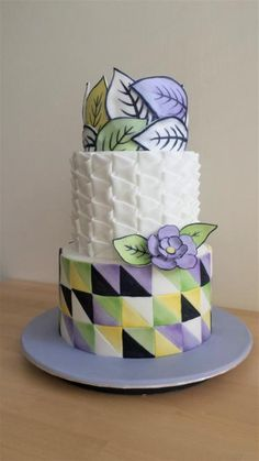 Cake combining techniques from the class