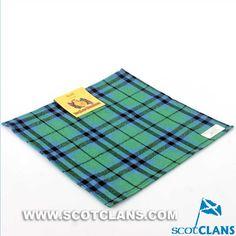 Keith Ancient Tartan Handkerchief