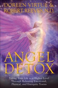 Angel Detox - Detoxing with the help of your angels is a gentle way to release impurities from your body and to overcome fatigue and addictions, as well as negative emotions. One Spirit® favorite Doreen Virtue and naturopath Robert Reeves teach you how to increase your energy and mental focus, banish bloating, feel and look more youthful, and regain your personal power.Angel Detox guides you step by step on how to remove toxins from your diet, lifestyle, and relationships. You'll lear…