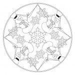 anasınıfı kış mevsimi boyama sayfası (2)