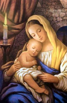 Jesus y María