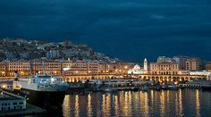 Algiers Algeria, Alger Algérie, Dzayer الجزائر العاصمة
