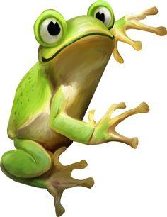 peinture l 39 huile color e avec image d 39 une grenouille dessin couleur pinterest yeux. Black Bedroom Furniture Sets. Home Design Ideas