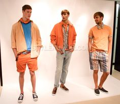 CLAIBORNE BY JOHN BARTLETT SPRING SUMMER 2010 COLLECTION