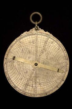 The Astrolabe, East and West: The Whole Celestial Sphere Celestial Sphere, Muslim Culture, Moorish, West Africa, Astrology, African, History, Pointers, Sailing Ships