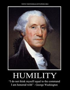 There's a quote I can't quite remember, I believe its' from a founding father,?