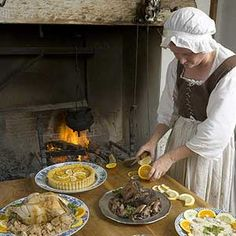 Giving Thanks in Colonial Virginia — Past & Present Podcasts : Colonial Williamsburg Official Site Thanksgiving History, Thanksgiving Recipes, Colonial Recipe, Canned Corn, Homemade Ornaments, Winter Vegetables, Dutch Colonial, Colonial Williamsburg, Professional Chef