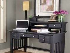 5 Home Office Organization and Storage Essentials. #organization