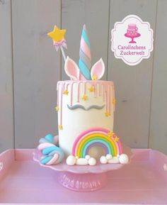 25 Magical Unicorn Cakes - joyenergizer