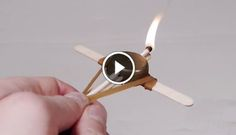 How to Make a Mini Crossbow. Let The Battle Begin! | BoredomBash