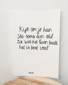 219 vind-ik-leuks, 2 reacties - Bij Mar (@bij_mar) op Instagram: '#bijmar2018' Me Quotes, Qoutes, Wise Men Say, Letter Board, Letters, Black & White Quotes, Dutch Quotes, One Liner, More Than Words