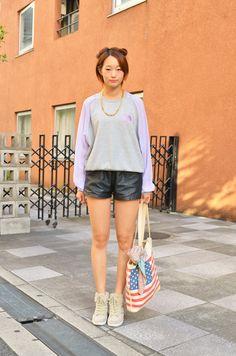 [Streetsnap]Tiffany♡ @Osaka