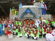 2010 Christmas Float