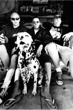 "SUBLIME ""I got a dalmatian/I can still get high"""