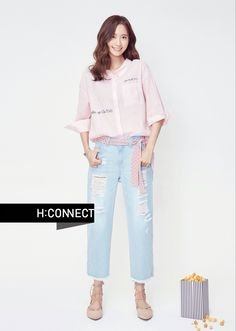 160622 H:CONNECT SNSD Yoona