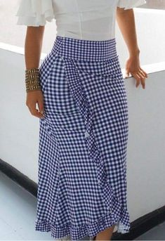 Pin by Hcastellanos on Heyvis Kztllanos in 2019 Casual Chic, Casual Wear, Casual Outfits, African Wear, African Dress, Skirt Outfits, Dress Skirt, Modest Fashion, Fashion Dresses