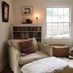 it's quiet time over here - a deep breath inward and a much needed pause in our day. from the four of us rest, and it's an integral… Home Living Room, Apartment Living, Living Spaces, My New Room, House Rooms, Cozy House, Style At Home, Home Fashion, Sweet Home