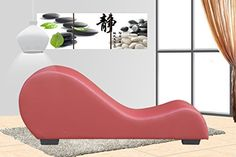 Etonnant 5 Colors Leather Yoga Chair Stretch Relax Sex Chair Chaise Love Making Chair  Lounge (Red