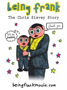 Frank Sidebottom with Little Frank Altrincham, Comedians, Manchester, Note