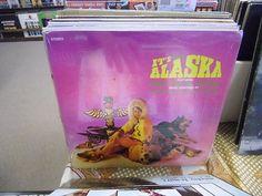 Harry Simeone Chorale It's Alaska vinyl LP VG+ IN Shrink cheesecake Eskimo Girl