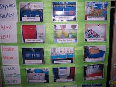 Mrs. Kelly's Kindergarten: Literacy Work Stations
