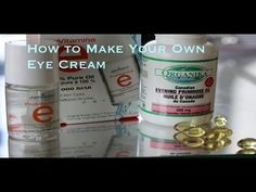 DIY Eye Cream - How to Get Rid of Wrinkles, Fine Lines, and Dark Circles...