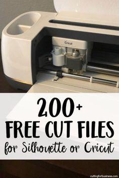 200 free svg files for Cricut! diy cricut Free Commercial Use SVG Cut Files - Cutting for Business Cricut Ideas, Cricut Tutorials, Ideas For Cricut Projects, Diy Projects, Cricut Craft Room, Cricut Vinyl, Cricut Air 2, Cricut Help, Cricut Stencils