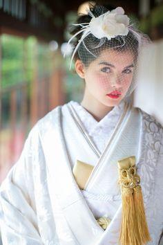 コーディネートがとにかく可愛い♡CUCURUで人気の白無垢コーディネートまとめ**にて紹介している画像