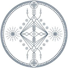 Some Velvet Morning Tattoos Mandala, Tattoos Geometric, Geometric Tattoo Design, Geometric Art, Geometric Designs, Boho Tattoos, Design Lotus, Motif Art Deco, Sacred Geometry Tattoo