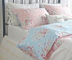 80ccecb23648 Reversible Duvet Cover King Shabby Roses Floral Bedding Queen Egyptian Cotton  Duvet Cover Bed Sets