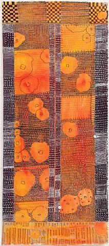 Helen 2, 2009 by Huguette Caland