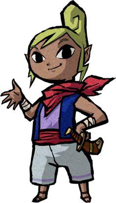 The Legend of Zelda | Wind Waker | Tetra