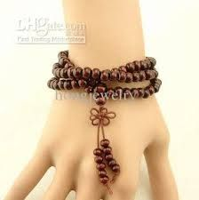 Image result for wooden beaded jewelry
