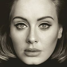 """Adele - 25 [New CD]. Highly anticipated 2015 album from British singer/songwriter and pop superstar Adele. 25 is her first new music since her Oscar winning single """"Skyfall"""" in """"Hello"""" is the debut single from Adele 25 Album, Adele Albums, Music Albums, Top Albums, Xavier Dolan, Skyfall, Coldplay, Ed Sheeran, Music Videos"""