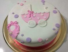 Baby Shower´s cake / cookies