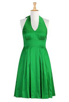 I <3 this Cheryl dress from eShakti. #eShaktiSummer
