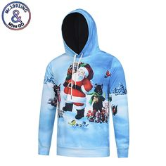 f0526919ce Click to Buy    Mr.1991INC Newest Christmas Costume Sweatshirt 3D Print