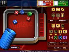 Image result for yahtzee game app