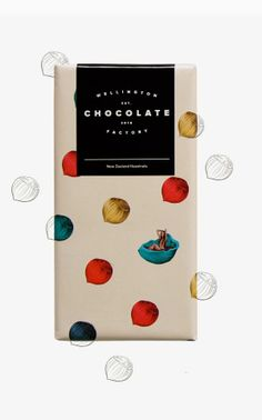 Good design makes me happy: Project Love: Wellington Chocolate Factory