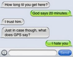 16 Smartphone autocorrects and funny texts