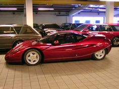 Ferrari Testarossa 'F90' Speciale. Apparently only two were ever built.