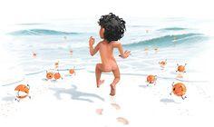 naranjas y zapatos: libreeeeeeeee!!!!!!! / freeeeeeeeeee!!!!!!! Illustration Artists, Children's Book Illustration, Character Illustration, Character Art, Character Design, Emotional Child, Bee Art, Cartoon Kids, Drawing For Kids