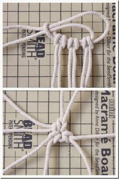 DIY Seilkorb-Tutorial… Source by sissakofa DIY Rope Basket Tutorial … women beauty and make up DIY Rope Basket Tutorial Good idea for hanging a Stone. Interesting way to start the center for a basket! The Craftiness of Crafts Natürlicher Seilkorb DIY Macrame Plant Hangers, Macrame Bag, Micro Macrame, Macrame Curtain, Diy Fashion Accessories, Jewelry Accessories, Rope Crafts, Diy Crafts, Rope Basket